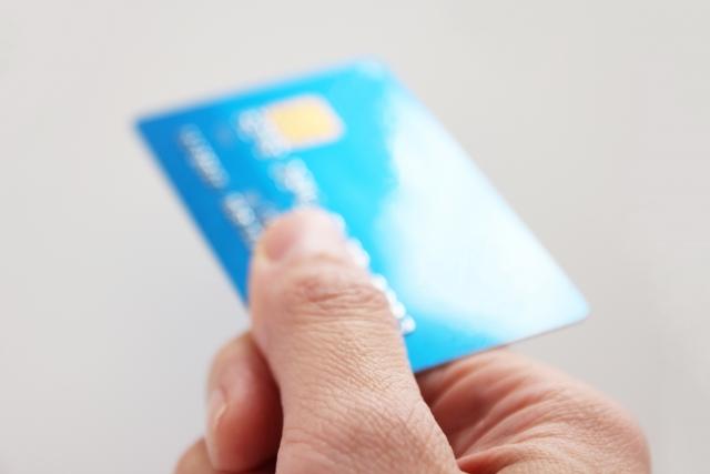 カードローンで借金→債務整理のイメージ